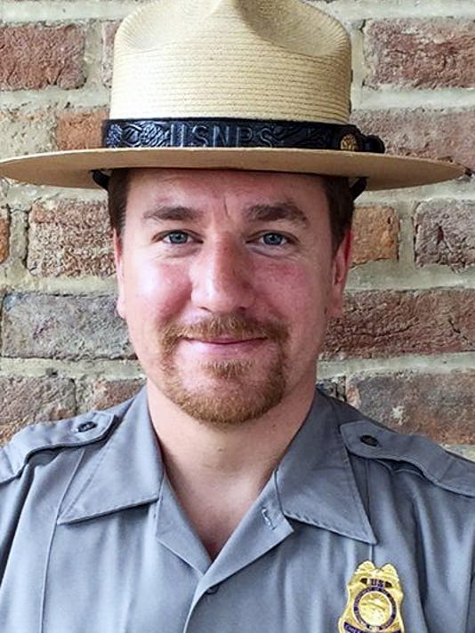 Jeremy Murphy has been selected to serve as the new chief ranger for Gettysburg National Military Park and Eisenhower National Historic Site.