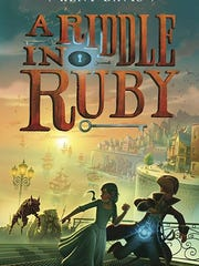 'A Riddle in Ruby' by Kent Davis