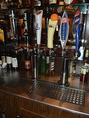 A 6-keg draft tower is on the list of items that Peabody's is auctioning off to the the public.