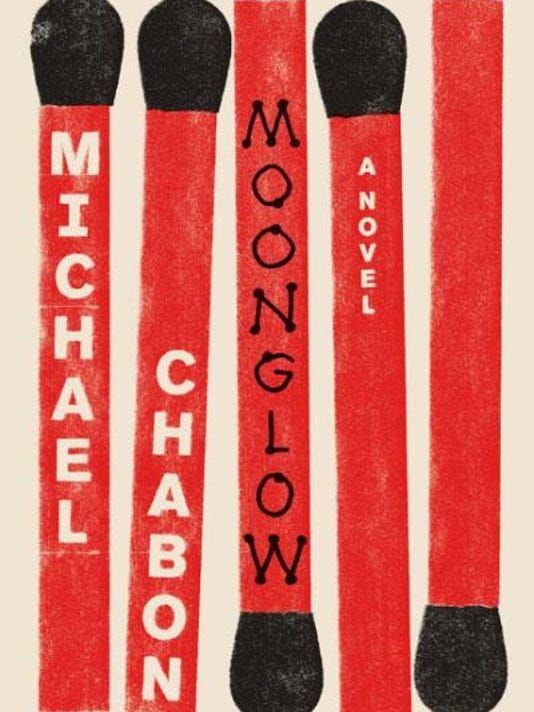 """Family stories are the subject of Michael Chabonís new book """"Moonglow"""""""