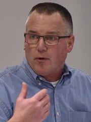 Sturgeon Bay City Council candidate Richard (Rick) Wiesner II.