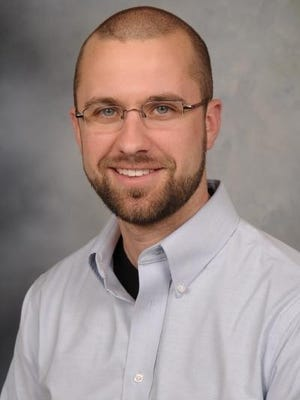 Jason Graves is the horticulture Extension agent for the Central Kansas District.