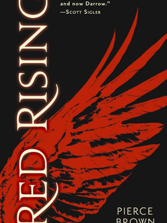 Red Rising A Colorful Dystopian Tale