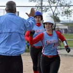 Eagles one win from state softball