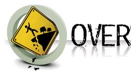 Over the Edge logo