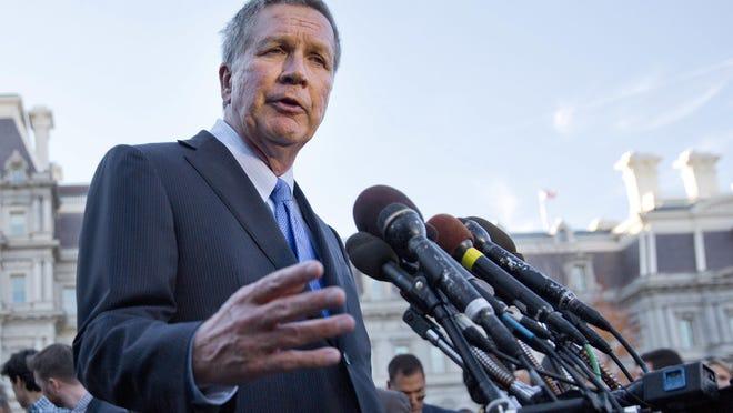 Ohio Gov. John Kasich: Will Republicans in Wisconsin show as much wisdom as Kasich on alternative energy?
