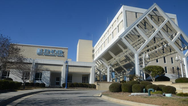 UNC Lenoir Health Care receives several awards for patient care.