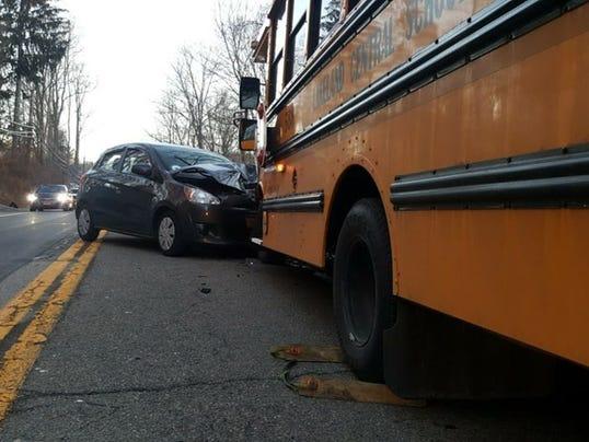 Cortlandt school bus crash