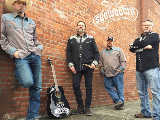Catch Showdown for a night of country tunes 8 p.m. Thursday, Aug. 10, at the Polk County Fair.