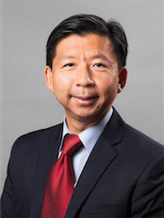 XinQi Dong, the inaugural Henry Rutgers Professor of