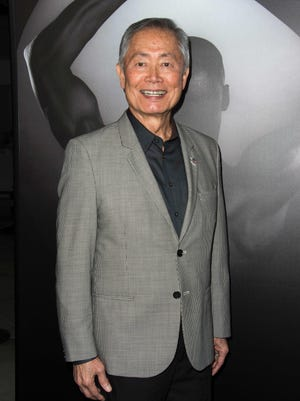 """""""Registration of any group is a prelude to internment,"""" said George Takei, who spent three years of his childhood in prison camps during World War II."""