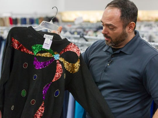 "JJ Ramon describes what can make an ugly sweater ""ugly."""