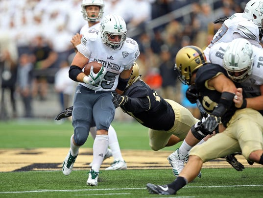 NCAA Football: Eastern Michigan at Army
