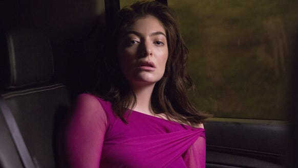 Lorde's second new song is much more somber than her