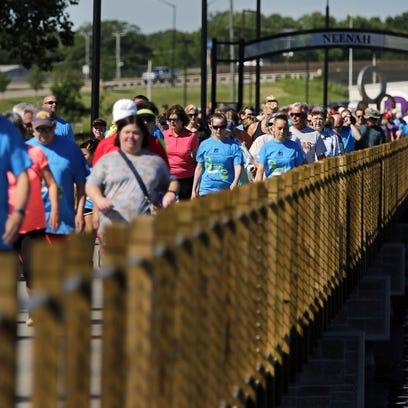 The Loop the Lake 5K recreational trail officially