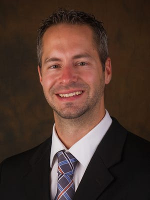 Jared Miner, MD PhD, a family medicine physician in St. George.