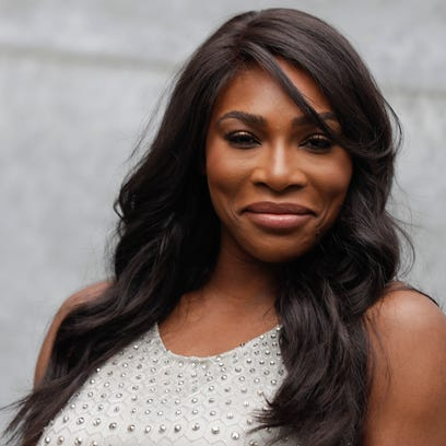 "Serena Williams penned an open letter for  in which she calls on women to ""continue to dream big."""