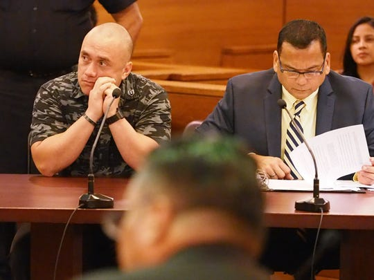 In this Aug. 2 file photo, Mark Torre Jr. attends a