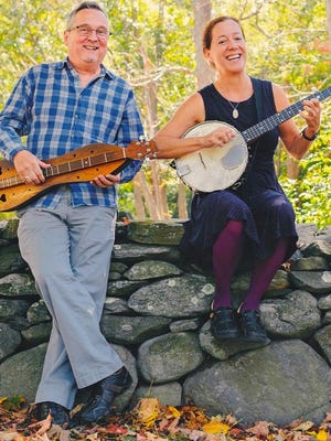 Wed., Oct. 7, Atwater-Donnelly Duo, via Zoom, will present selections from their repertoire with various instrumentation, foot percussion and a flatfoot clogging number.