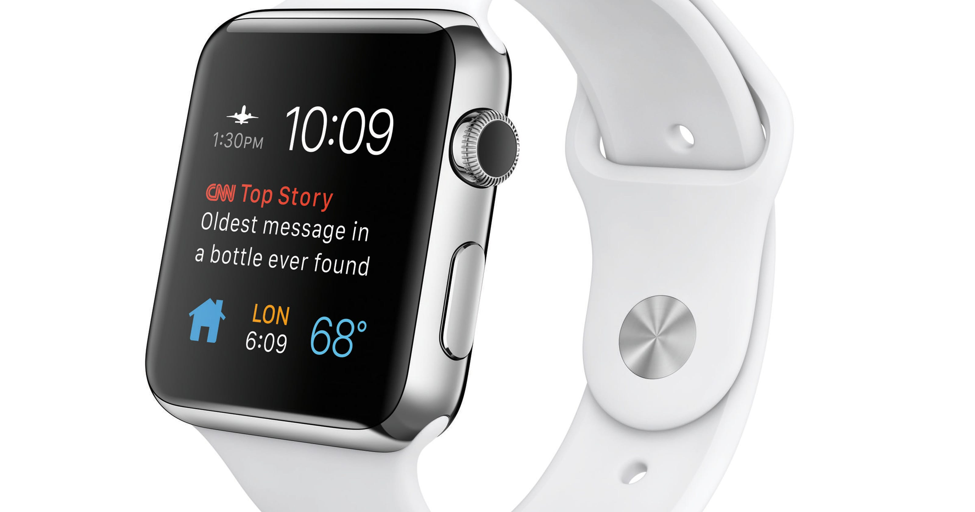 Bug forces delay of Apple Watch software upgrade