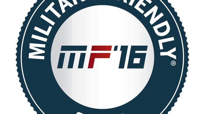 Military Friendly 2016