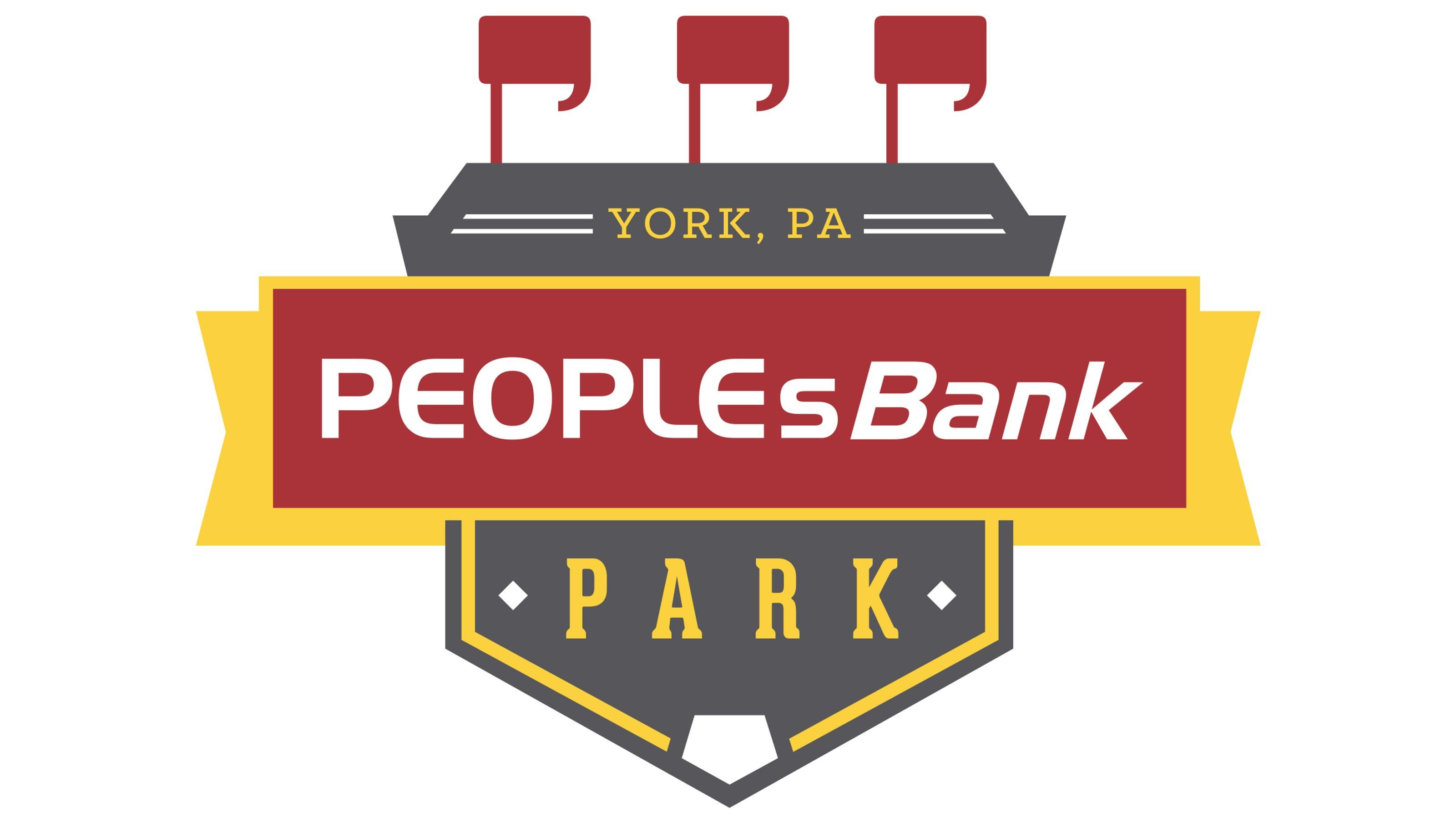York Revs Stadium Renamed Peoplesbank Park