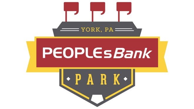 The 2016 logo for PeoplesBank Park.