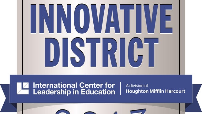 Nixa Public Schools was selected as a 2017 Innovative District for Making Dramatic Improvements in Learning  by the International Center for Leadership in Education.