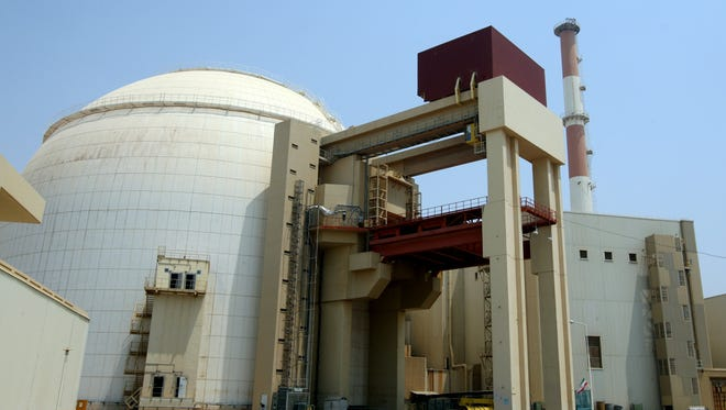 The Russian-built Bushehr nuclear power plant in southern Iran will probably be subject to more monitoring under any deal to curb Iran's nuclear program. Critics worry Iran's secret sites will remain secret.