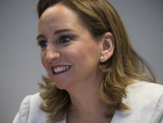 Mexico's Secretary of Foreign Affairs, Claudia Ruiz