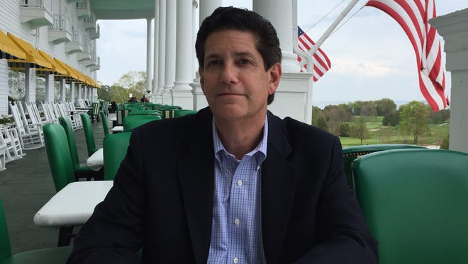 Mark Davidoff, managing partner, Deloitte Michigan practice, and chair of 2015 Mackinac Policy Conference.
