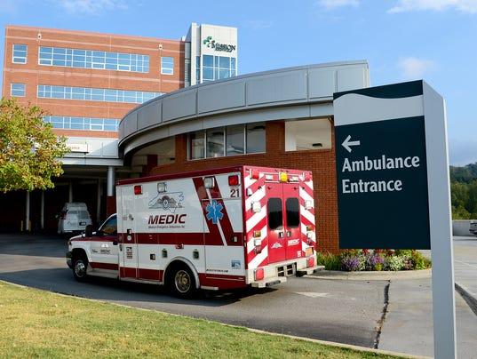 Asheville Hospital Emergency Room