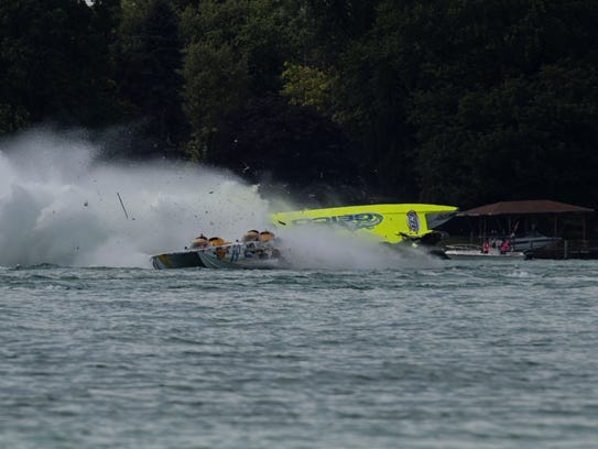 Keith Holmes died following a powerboat crash Sunday