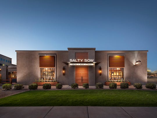 The Salty Sow in Phoenix.