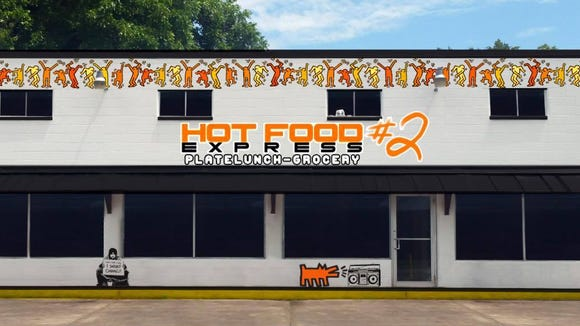 Hot Food Express 2 is expected to open this fall at 800 Cameron St.