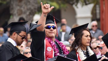 After the fire: Survivors reach for master's degrees, chance to exhale