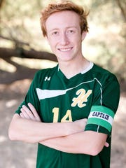 Scottsdale Horizon senior, Jason Beller.