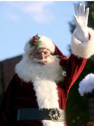 Santa will hit the streets of Kings Mountain this weekend.