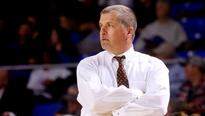 Coach Randy Coffman won three straight Class AAA girls state basketball titles at Riverdale. He resigned from the position on Thursday morning.