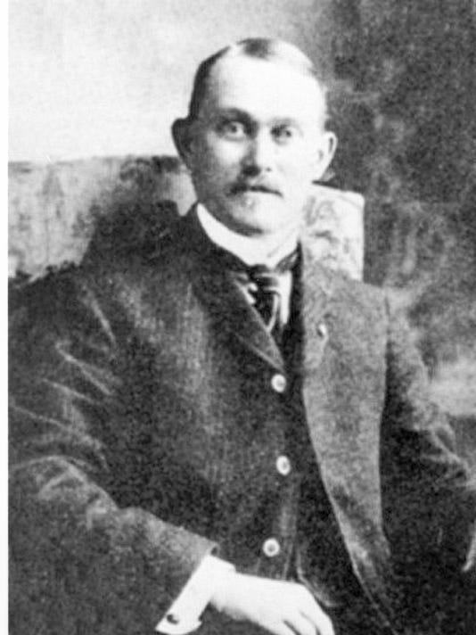 Arthur Burnett Benton