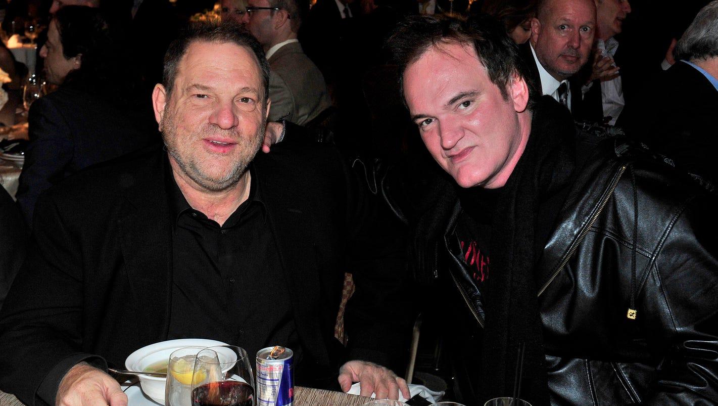Weinstein scandal: Tarantino's next film will be