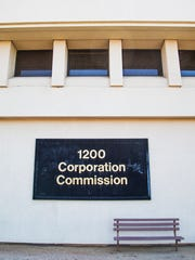 The Arizona Corporation Commission office in Phoenix.