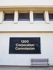 The Arizona Corporation Commission at 1200 W. Washington