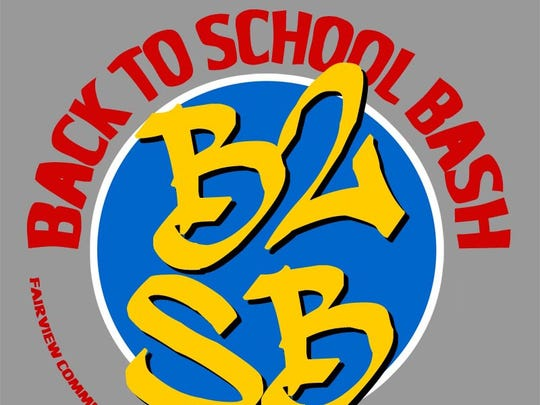Fairview Back To School Bash this Saturday.