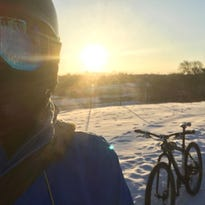 Winter cycling is dumb. But it's a fun kind of dumb.