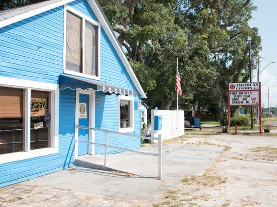 The American Legion Post 378 is gearing up to move to a new 5,000-square-foot site on Westfield Road in Gulf Breeze.