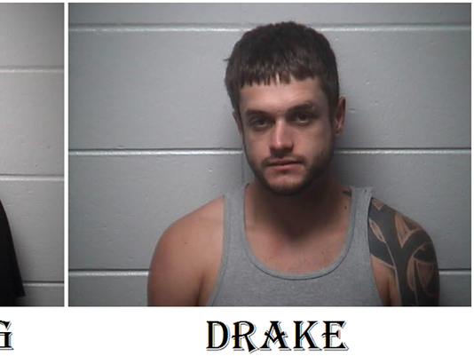 Merrill meth charges.