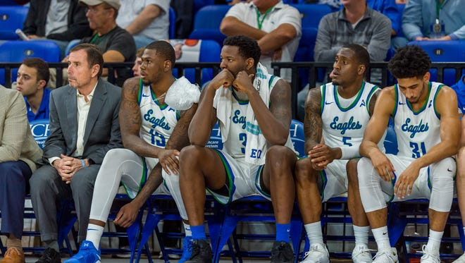 FGCU's 7-6 start has been stunning to most everyone, especially the Eagles. On Friday night, they'll try to regroup and pull off an upset at No. 11 Wichita State.