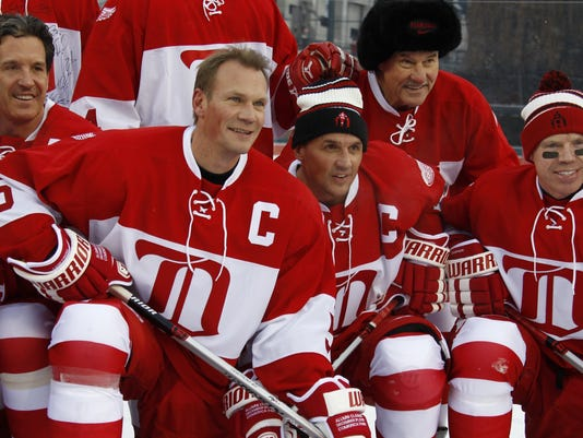 28 former Detroit Red Wings named to NHL s Top 100 list 5086364d7