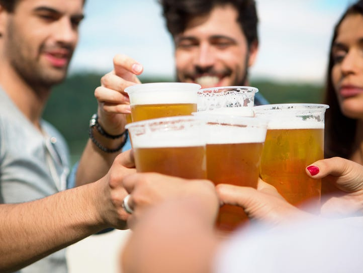 At 1 p.m. Saturday home brewers will take part in a